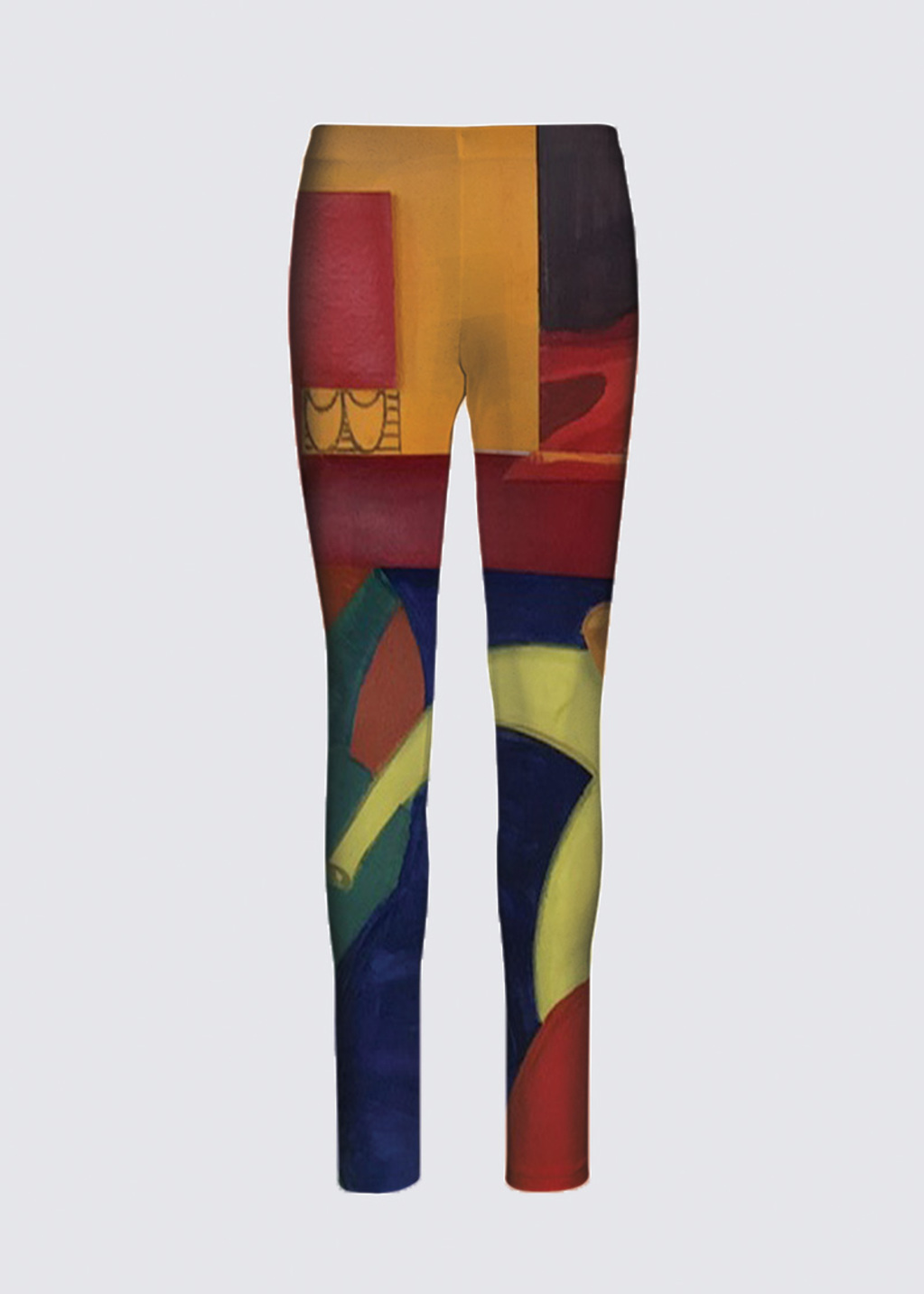 Picture of Home Jackie Leggings in Scuba Knit