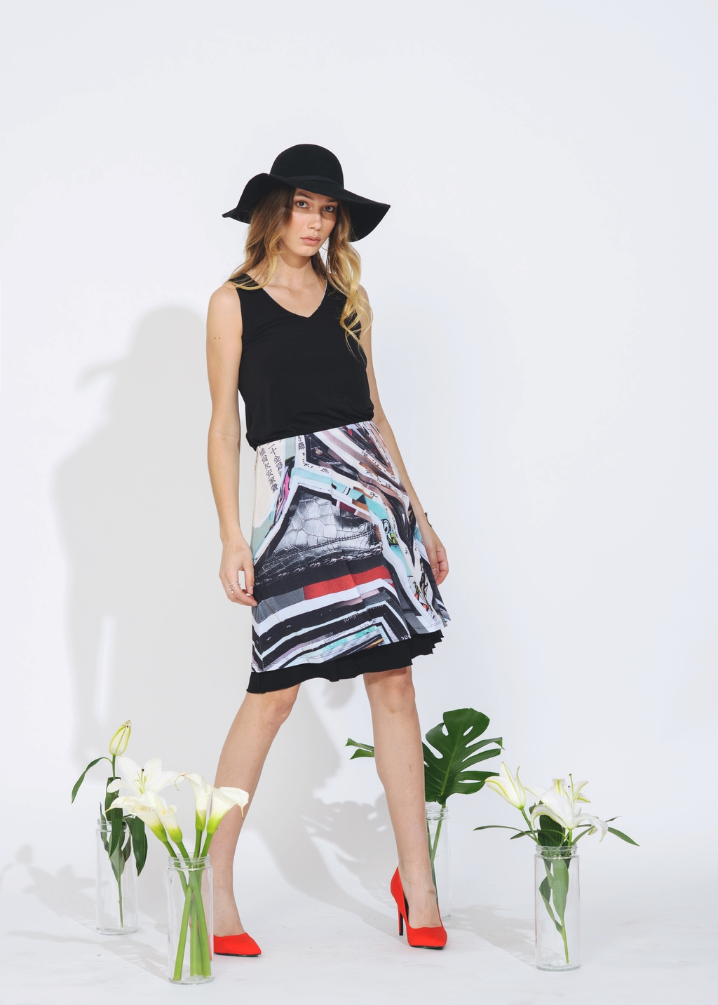 Picture of . Alex Skirt