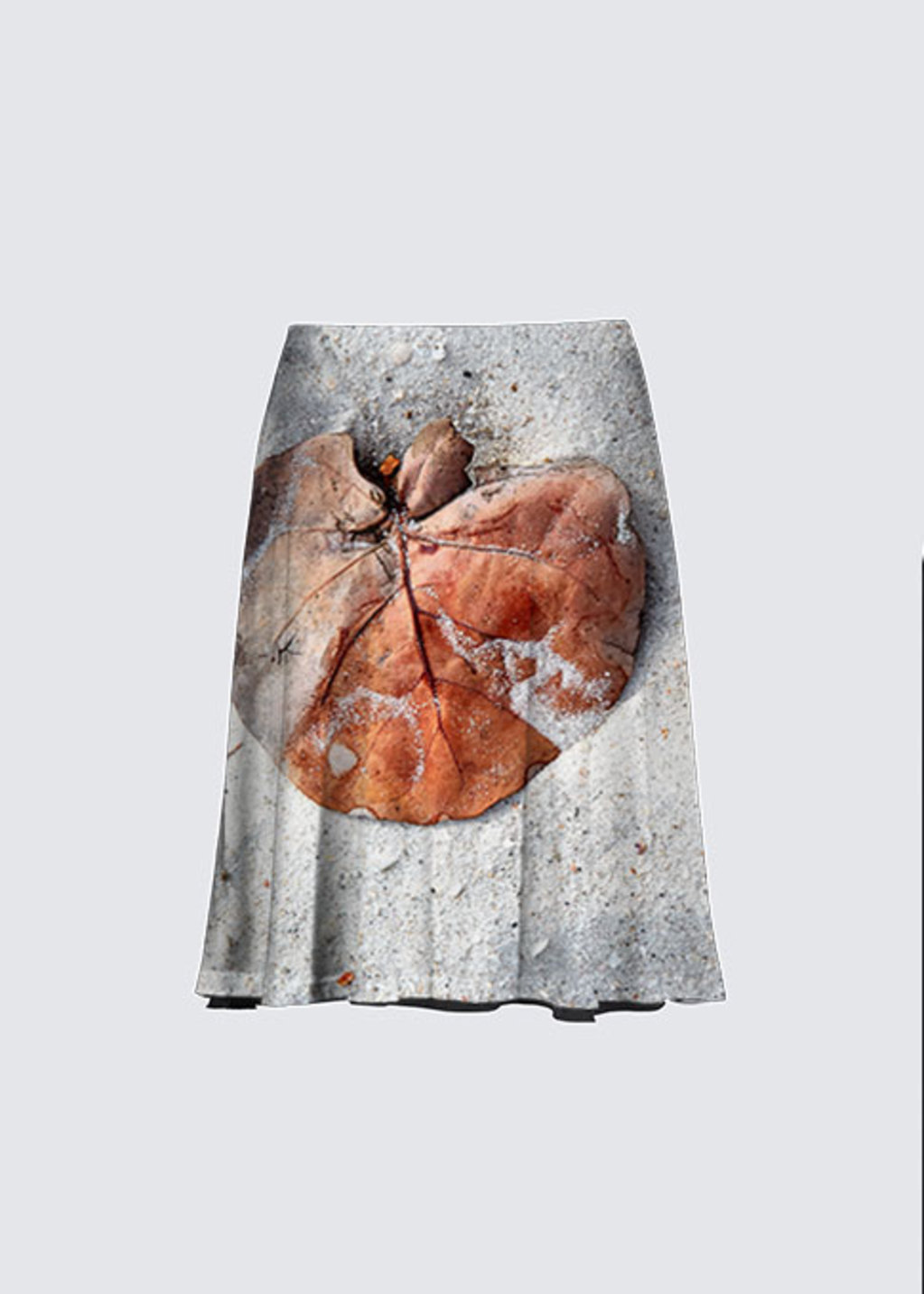 Picture of Leaf in the Sand Alex Skirt