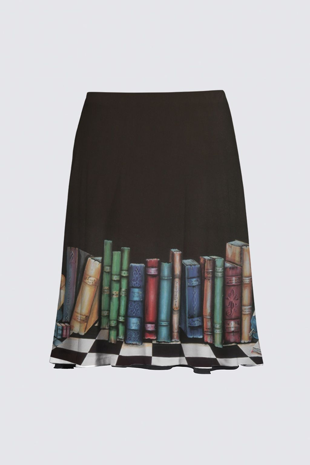 Picture of the Bookends Flare Skirt