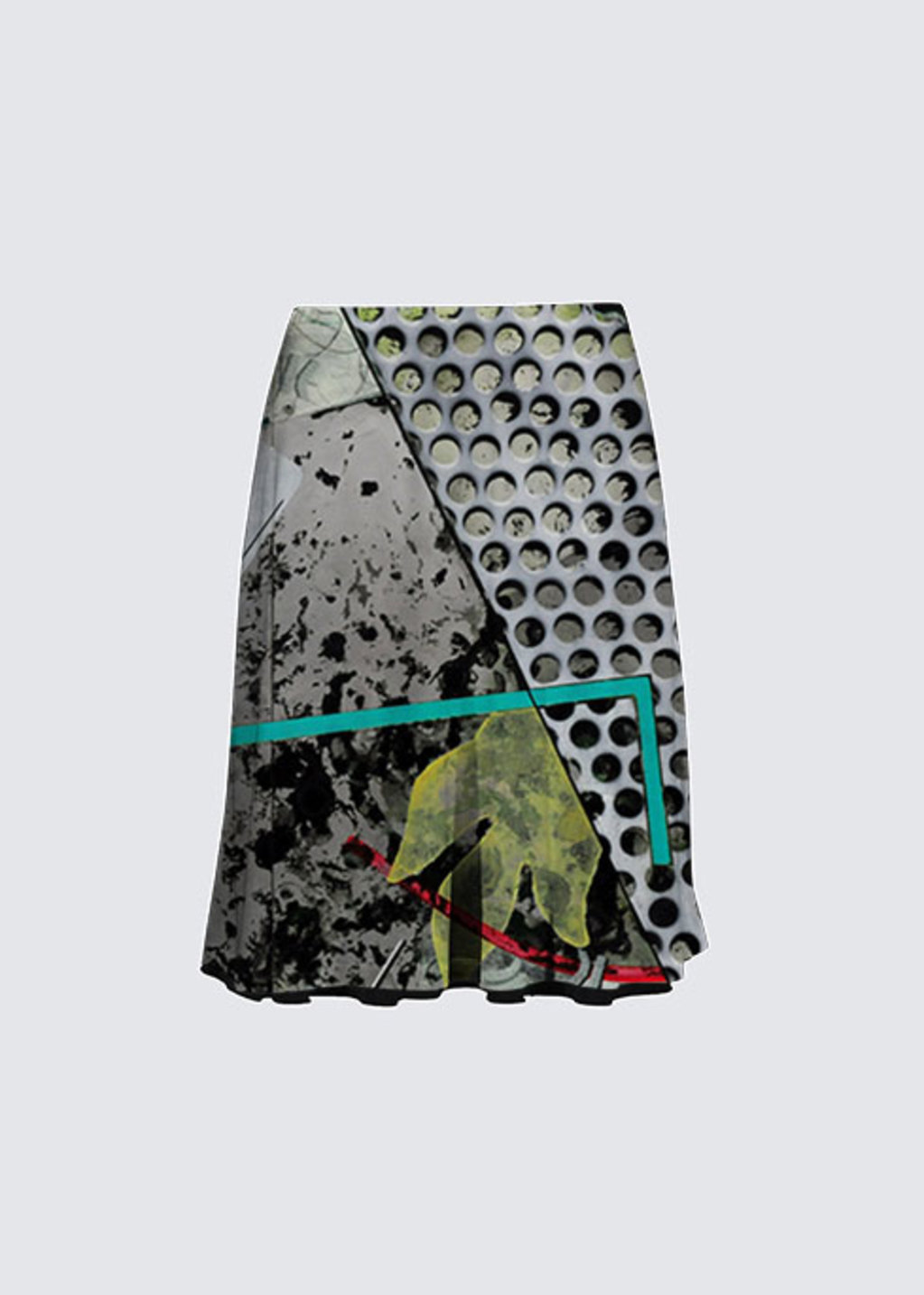Picture of Crossing the Line Alex Skirt