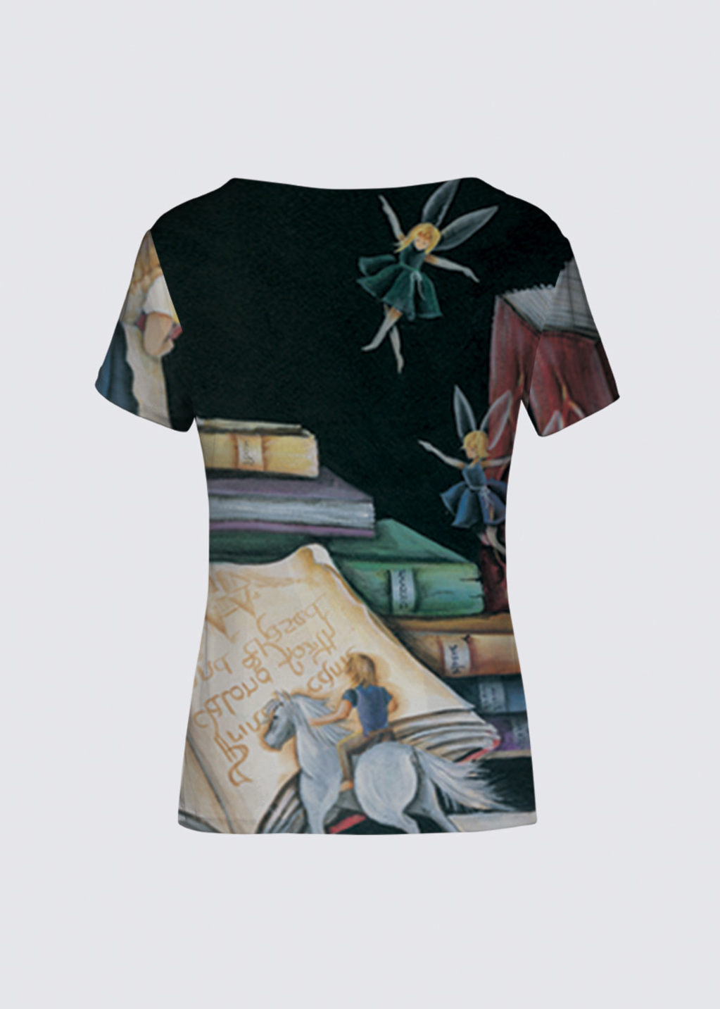 Picture of HER STORY K Smith Tee