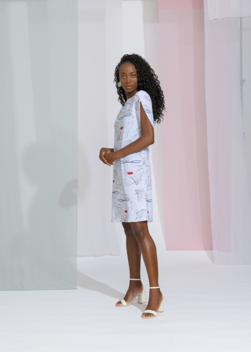 Picture of OnebyOne#10 Michelle Dress II