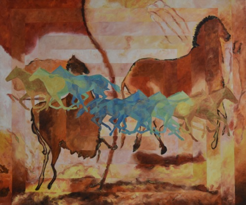 Picture of Lascaux Caves to Modern Day