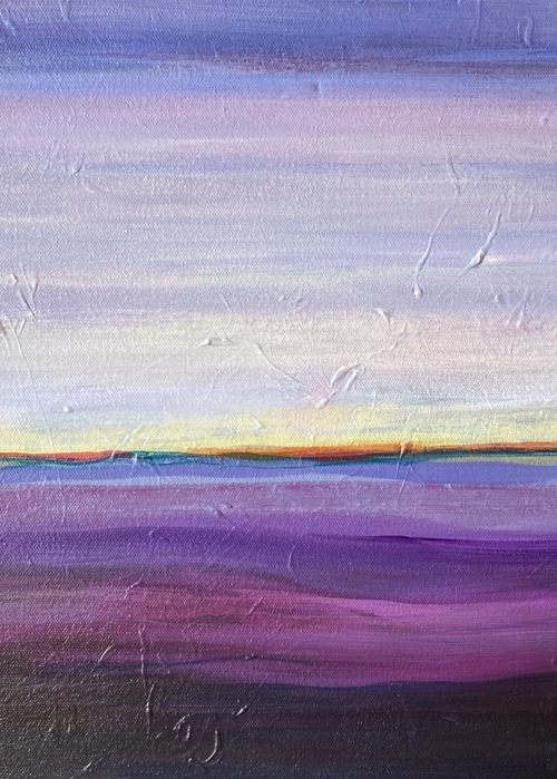 Picture of Purple Horizon