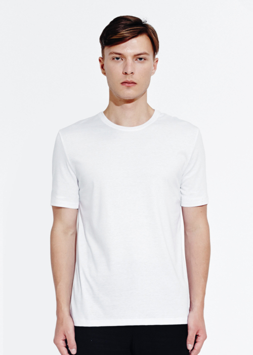 Picture of peacock Basic Men T