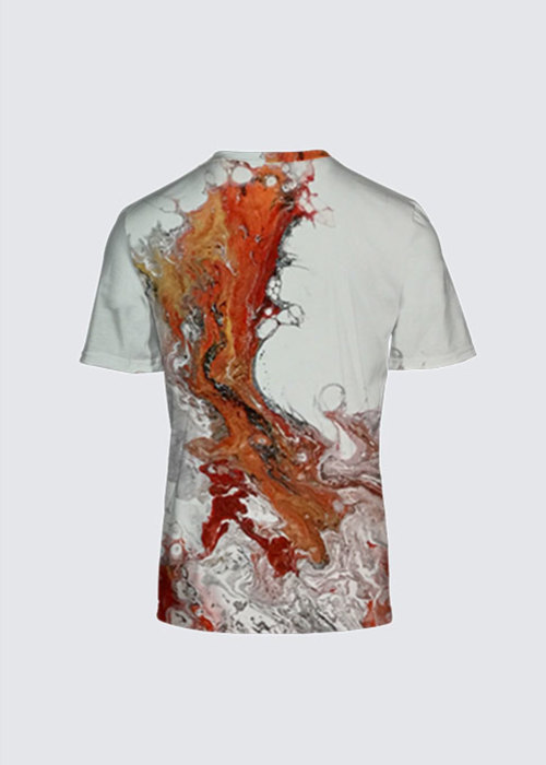 Picture of Corail rouge 3 Salvador Tee