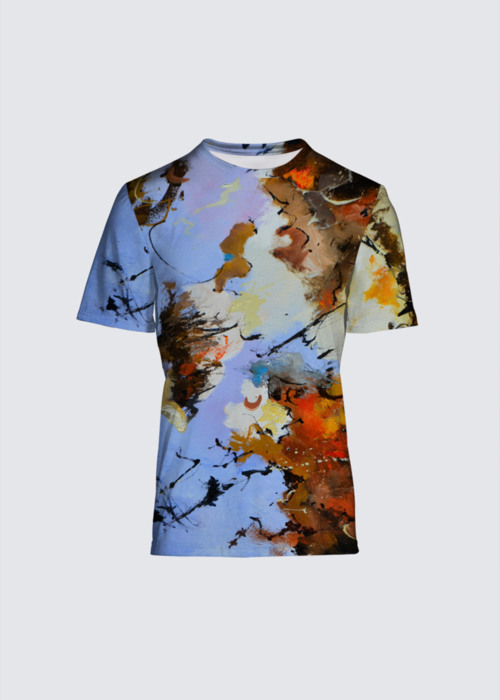 Picture of abstract 778170 Basic Men T
