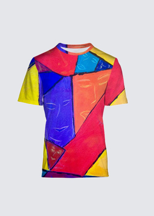 Picture of Faces Salvador Tee