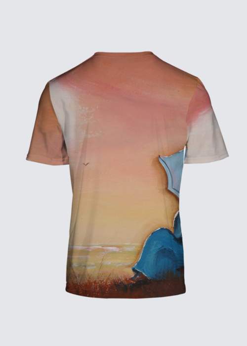 Picture of Silvery Moon Tee