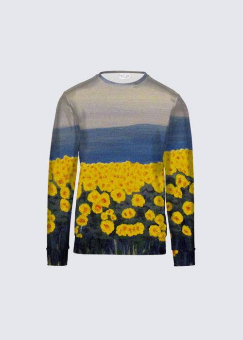 Picture of Sun flowers Samo Sweatshirt