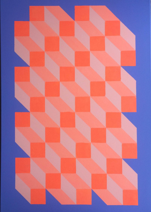 Picture of Geometric Design by Dominic Joyce