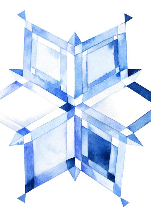 Picture of Blue Crystal
