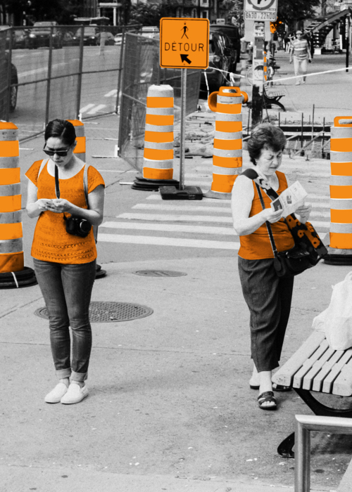 Picture of Orange Cone City