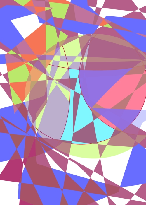 Picture of abstract a185