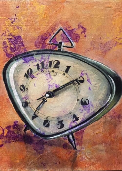 Picture of Retro Clock