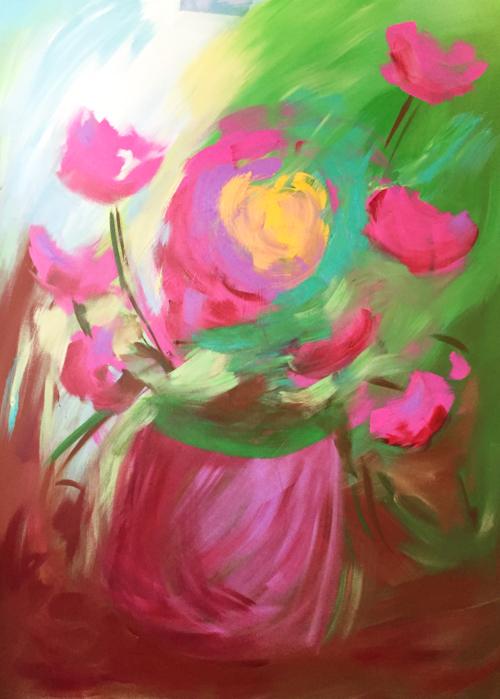 Picture of Fleurs en folie