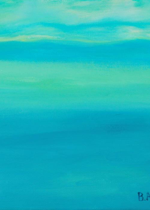 Picture of Ocean Haze