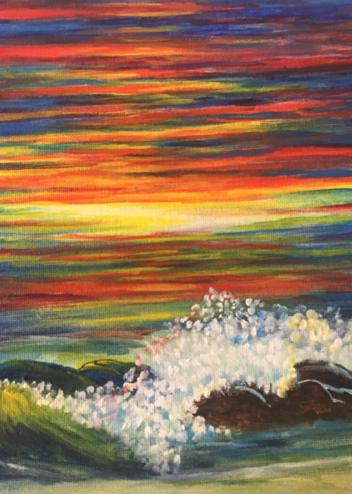 Picture of 2019-06-15 seascape wave