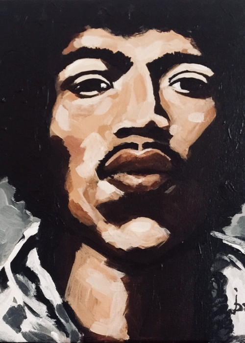 Picture of Hendrix