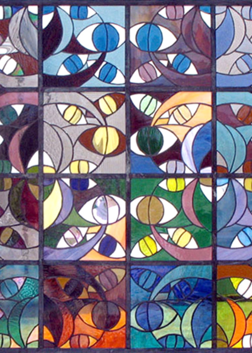 Picture of The Eye (Stained Glass)