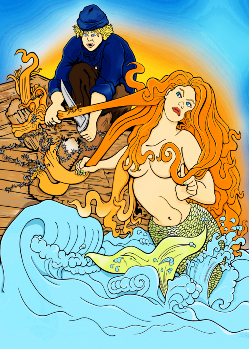 Picture of The Entangled Mermaid
