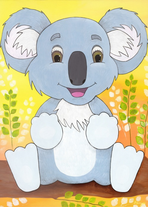 Picture of Koala