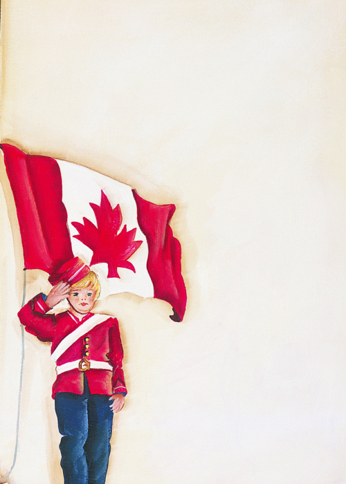 Picture of CANADIAN PROUD