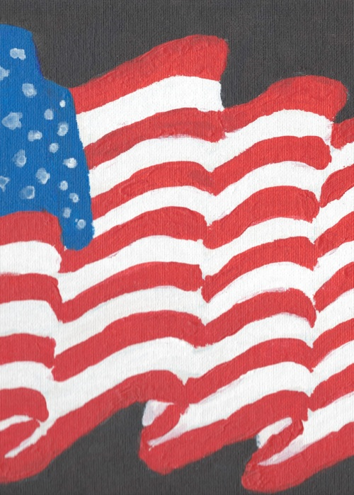 Picture of 2020-05-30 US flag