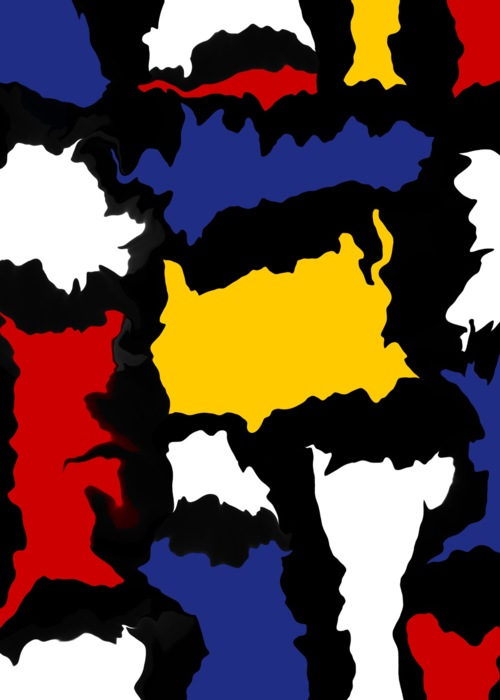 Picture of Manic Mondrian