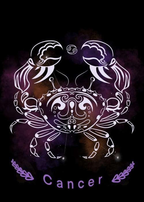 Picture of Cancer Fem Zodiac Series
