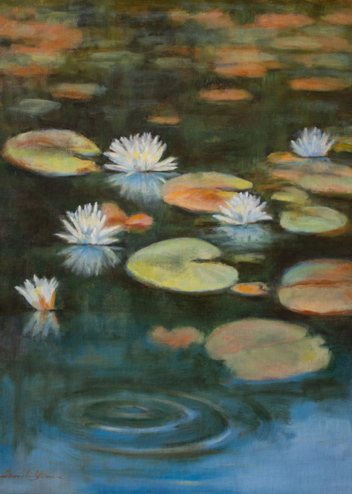 Picture of Lily Pond