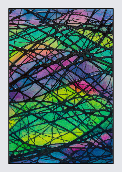 Picture of Northern Lights Nina Tablecloth