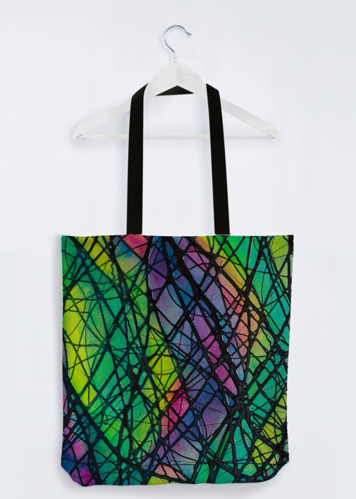 Picture of Northern Lights PP Reuben's Tote