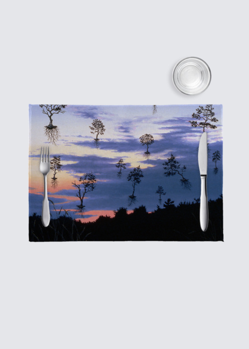 Picture of Leaving Dennis at Dusk 4 Pack Nino Place Mat