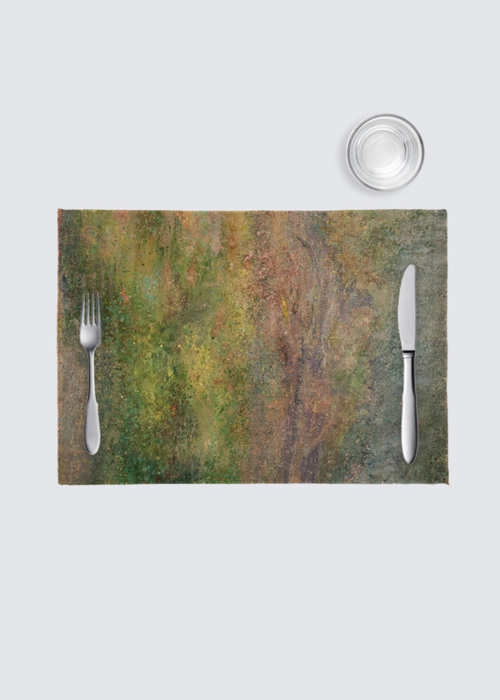 Picture of Sleepy Hallow #8 4 Pack Nino Place Mat
