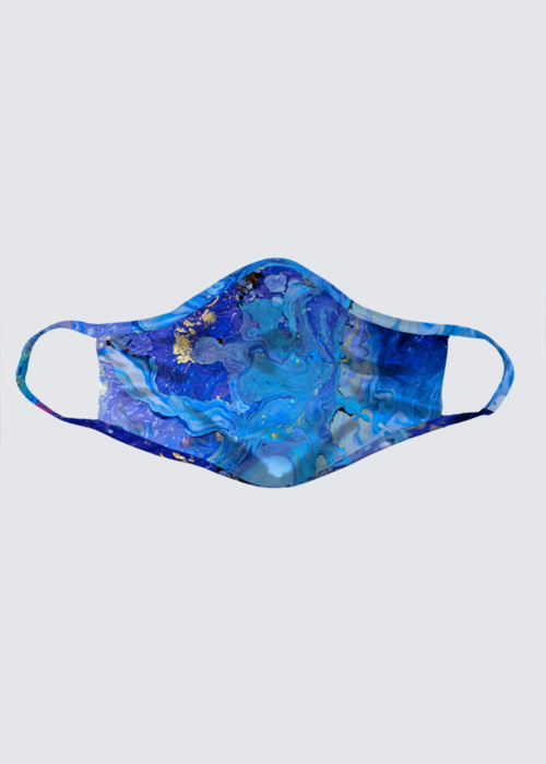 Picture of Spotted Reusable Face Mask (pack of 2)