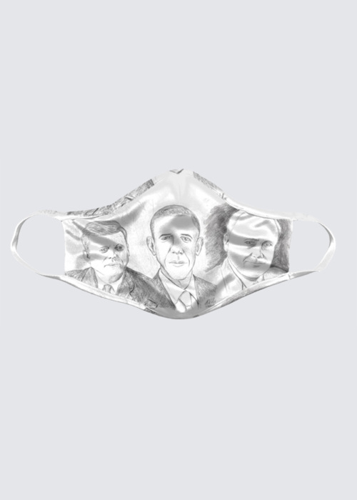 Picture of 2020-05-30-Kennedy-Obama-FDR Reusable Face Mask (pack of 2)