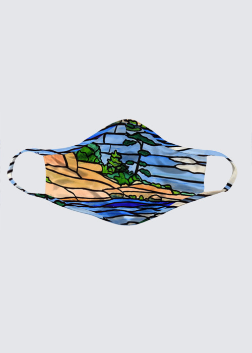 Picture of Georgian Bay SG1 Reusable Face Mask (pack of 2)