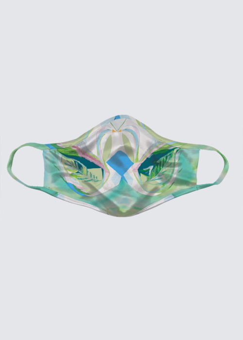 Picture of Crystal Vision Pack of 2 Reusable Face Masks