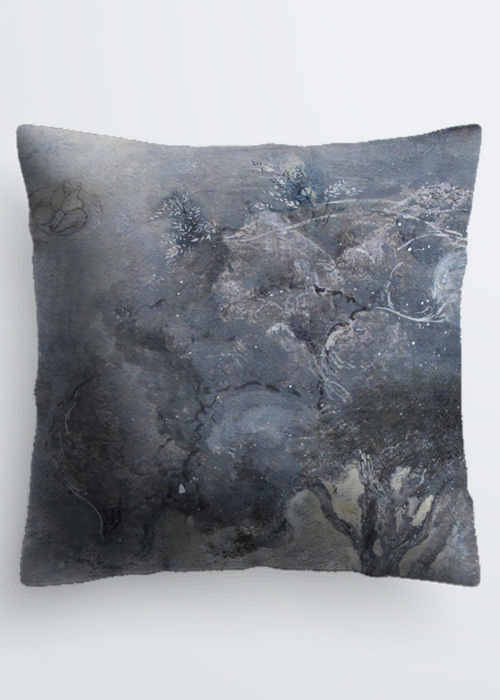Picture of Tree In Umbria Pablo Pillow