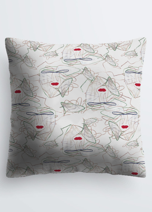 Picture of OnebyOne#10 Pablo Pillow