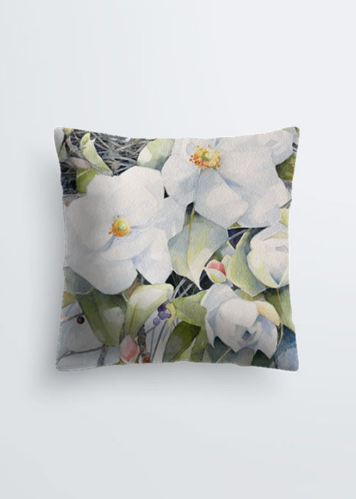 Picture of Norma Bradley-Walker Pablo Pillow