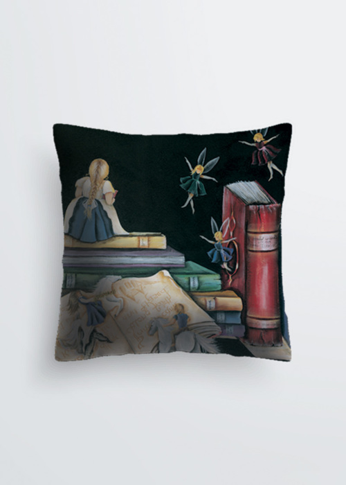 Picture of Her Story Pillow