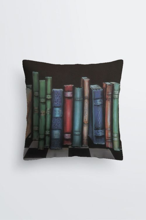 Picture of the Bookends Pillow 2