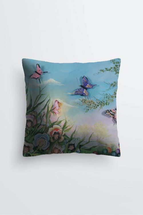 Picture of Butterfly Pillow 1
