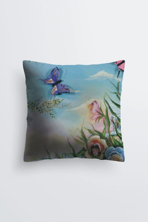 Picture of Butterfly Pillow 2