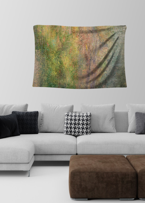 Picture of Sleepy Hallow #8 Amelie Small Wall Tapestry