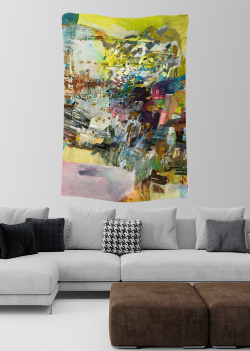 Picture of urban Lydia Large Wall Tapestry