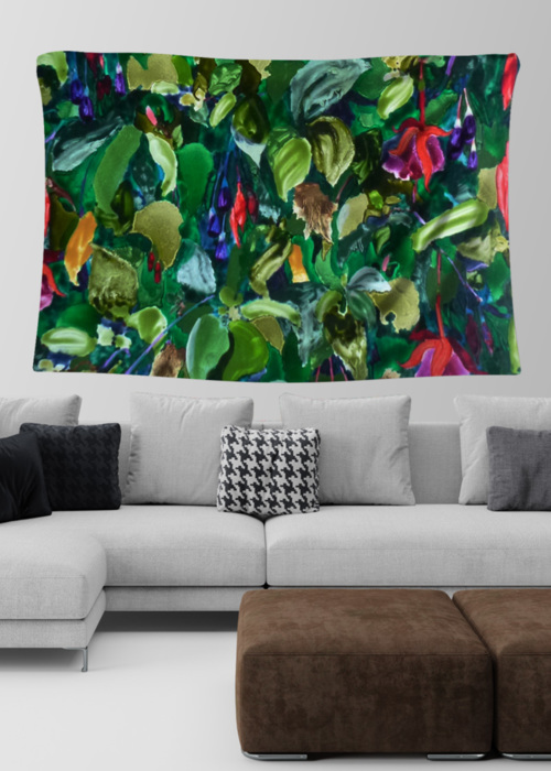 Picture of Fusha Lydia Large Wall Tapestry